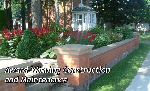 Award–Winning Construction and Maintenance
